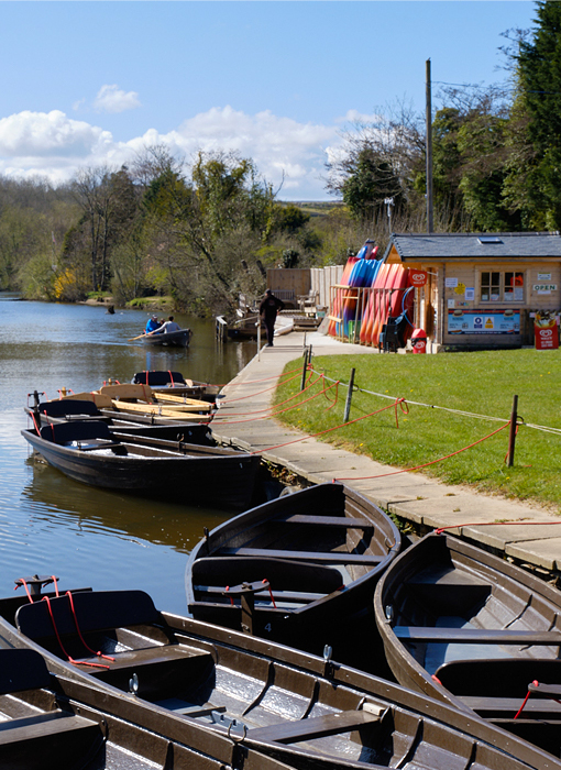Ruswarp Pleasure Boats