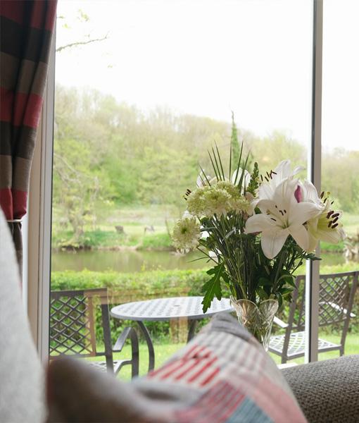 Clematis cottage - Chainbridge Riverside Retreats